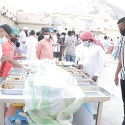 مدير هيئة الأمر بالمعروف بالحدود الشمالية يناقش خطة العمل الميداني في شهر رمضان المبارك