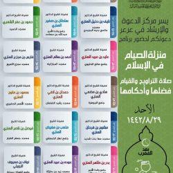 الشؤون الإسلامية بالحدود الشمالية يستكمل جاهزية الجوامع والمساجد لاستقبال شهر رمضان