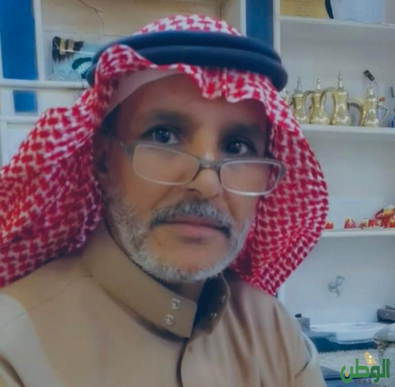 قصيدة الشاعر جمعه الجهني للاخ حامد رشيدان المطيري