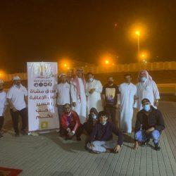 الجمعية الخيرية لرعاية الايتام بمنطقة نجران (رفقاء ) تستقبل فريق الحوكمة ( مكين )
