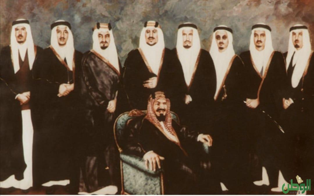 المعجزه الملك عبدالعزيز آل سعود ) رحمة الله