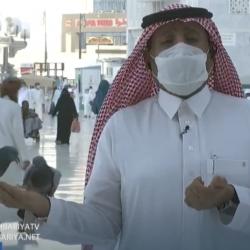 بعد أدائهما مناسك العمرة.. وزير الإعلام المكلف يلتقي نظيريه البحريني والكويتي
