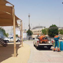 بلدية النعيرية ترفع أكثر من 20 ألف م3 أنقاض ومخلفات خلال النصف الأول من شهر شوال