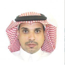 المسعودي ينال درجة الماجستير في الاعلام من جامعة أم القرى
