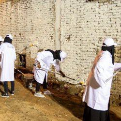 أمانة العاصمة المقدسة تُغلق 11 منشأة ومستودعاً مخالفاً