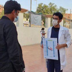 *القطاع الصحي الجنوبي يواصل جولاته الميدانية لتطبيق الإجراءات الوقائية بالأحد وصامطة*