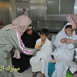وزارة الحج والعمرة وعدد من الجهات الحكومية يقومون بجولة تفقدية على مخيمات الحجاج