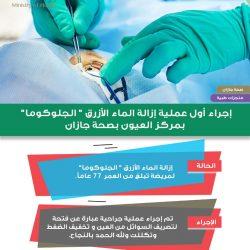 *فريق العظام الجراحي بمستشفى صامطة العام ينجح في تثبيت عظم مدور الفخذ لتسعينية*
