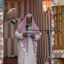 شاهد بالصور والفيديو | أمام وخطيب جامع الخطوة التاريخي عامر الشهري  يقدم خطبتي وصلاة عيد الأضحى المبارك .