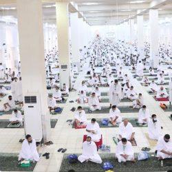 الهلال الأحمر السعودي يخصص ١٢ مركزا إسعافي و ٩٨ مسعفا لخدمة الحجاج بمشعر عرفات
