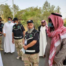 الأمين العام  للتوعية الإسلامية بالحج يتفقد مقار تواجد الدعاة بحملات الحج بمشعر منى