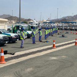 بلدية العتيبية تكثَّف حملاتها الميدانية لمكافحة الغسيل العشوائي للسيارات