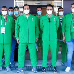 """""""النعمي"""" يعايد المرضى ويطلع على مشاريع مستشفى ابو عريش"""