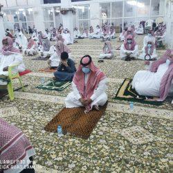 شيخ الحصنة بمركز عبس أحمد بن أحمد الشهري يهنئ القيادة الرشيدة بعيد الأضحى المبارك .