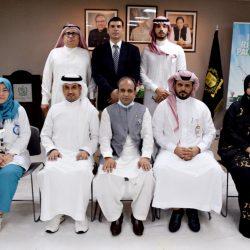 أمير تبوك يرعى حفل تخريج الدفعة الـ 27 لطلاب مدارس الملك عبدالعزيز النموذجية