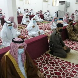 فريق نسعدهم التطوعي ينفذ وجبة إفطار صائم بيوم عرفة لفرع الهلال الأحمر السعودي