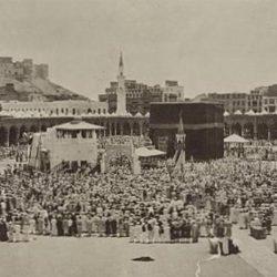 شرق جده يشارك المجتمع  بعيد الأضحى المبارك في جامع الثنيان .