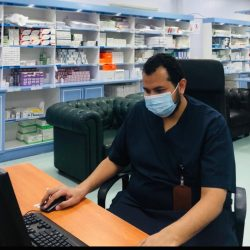 *صحة جازان تدشن عيادة الخلوع الولادية بمستشفى الأمير محمد بن ناصر*