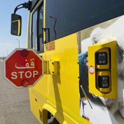 """*شرطة أبو ظبي تنفذ ورشة """"العودة الآمنة للمدارس"""" لمشرفي الحافلات*"""