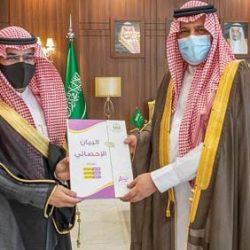 نائب أمير حائل يتسلم تقرير الإنجاز لمعهد ريادة الأعمال الوطني بالمنطقة للفترة الماضية