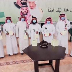 محمد عبدالله سعيد ال عبيد الشهري الى رتبة عميد ركن