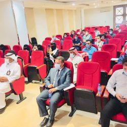 سمو أمير منطقة جازان بالنيابة يدشن فعاليات الاحتفاء باليوم العالمي للعصا البيضاء للمكفوفين