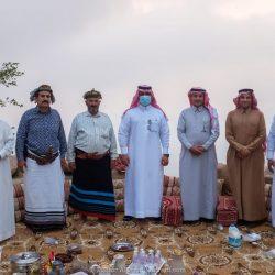 ضباب كثيف يحجب الرؤية في محافظة القنفذة