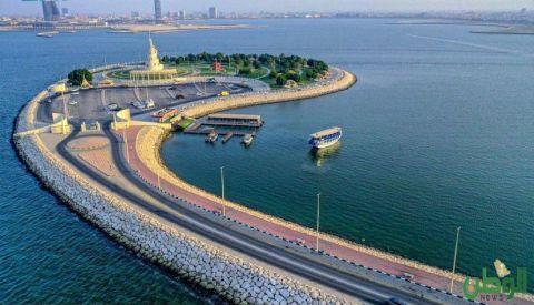 """""""جزيرة المرجان"""" وجهة سياحية.. وخطة تطويرية تطال مرافقها"""
