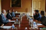 تعاون سعودي فرنسي في مجالات الاقتصاد الرقمي واقتصاد الفضاء والابتكار
