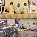مبادرة (سجادة رمضان) من فريق (فرسان الصفة) بلجنة التنمية الاجتماعية